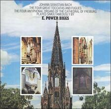 E Power Biggs Bach 4 Great Toccatas & Fugues (SACD ONLY) 5.1/DSD READ BELOW