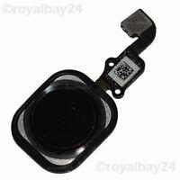 iPhone 6 Home Button Fingerabdruck Sensor Schwarz Touch ID Assembly cable Flex