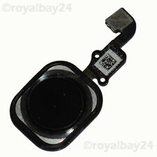 IPHONE 6 Plus Home-Button Sensore Impronte Digitali Nero Touch Id Assembly Flex
