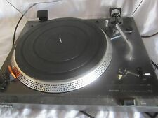SONY PS-T2 DIRECT  DRIVE TURNTABLE RECORD PLAYER VINTAGE  (EH)