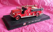 """DelPrado Collection """"Feuerwehrfahrzeuge der Welt"""" 1948 - Mack Pumper"""