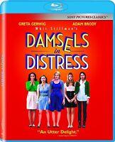 Damsels In Distress [Blu-ray Movie, Drama Romance, Region A, 1-Disc] NEW