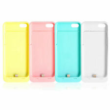2200mAh iPhone 5/5C/SE External Battery Backup Charging Bank Power Case Cover