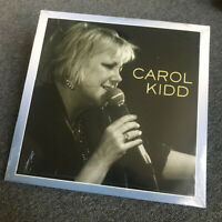 Carol Kidd AKH 297 Linn Records Analogue Audiophile Stereo LP Jazz