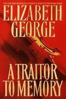 A Traitor to Memory by George, Elizabeth