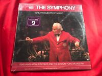 C-51 THE SYMPHONY Great Momente of Music Volume 9 ...... SEALED ...... TIME LIFE