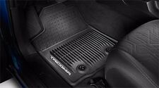 Toyota Tacoma 2016 MT Black All Weather Rubber Front Floor Mats - OEM NEW!