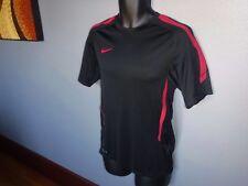 Nike ELITE TRAINING top DRI-FIT mens SMALL 382388-016 Soccer Pro Combat