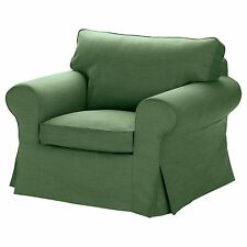 IKEA Ektorp Chair Slipcover Svanby Green Armchair Cover