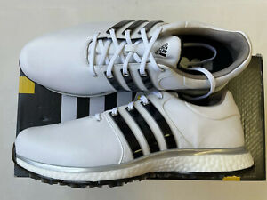 Adidas Tour360 XT Men's Golf Shoes BB7913 White/ Black   Men's Size 11