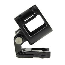 Adjustable Camera Low Profile Frame Housing Cover Mount * GoPro Hero Session 4