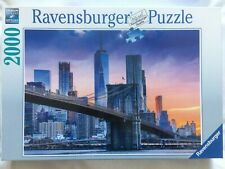 Brand New Ravensburger 2000 Piece Jigsaw Puzzle - NEW YORK SKYLINE
