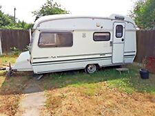 1982 2.5 berth Avondale Mayfly touring caravan