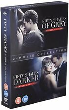 Fifty Shades Darker [DVD + Digital Copy ] + Fifty Shades of Grey DVD [2017]