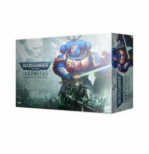 Indomitus Launch Set - Workshop - Warhammer 40,000 - Brand NEW & SEALED