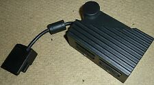 SONY PLAYSTATION 2 PS2 4 PLAYER MULTITAP MULTI PLAYER TAP CONTROLLER ADAPTER Blk