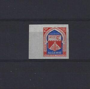 ALGERIE  n° 337A neuf sans charnière - Non dentelé