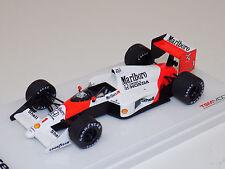 1/43 True Scale Models F1 McLaren MP4-5 #1 German GP 1989 Decals TSM154336 C