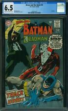 Brave and the Bold #79 CGC 6.5 -- 1968 -- Batman. Deadman #2008181001