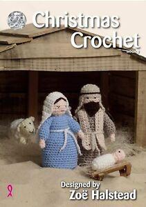 King Cole Christmas Crochet Book 3