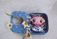 Mirianata Art Handmade Pink Elephant Blythe Licca Miniature Doll Pet