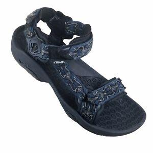 Teva Mens 670 Water Sandals Sport Hiking  Sandals Adult Size 11 Hiking Trail