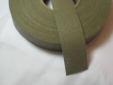 "Tan Carpet Binding Cotton/Polyester PVC UV Resistant 10 yard roll 1.75"" W"