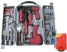 Amtech 77pc Druckluft Werkzeug Set Schlagschrauber Die Hammer Ratsche & Schleifer Y2430
