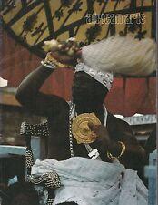 revue : AFRICAN ARTS - november 1979 - Ghana, Ashanti, Akan...