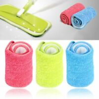 Reusable Practical Flat Mop Head Cleaning Tool Floor Cleaner Dust Remover