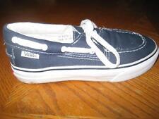 "Boy's VANS ""Zapato Del Barco"" boat sneakers...size 1.5"