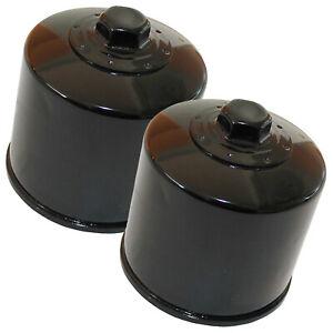 2 Pack Oil Filter for Triumph Daytona 600 Daytona 955I CE 956 T595  955 1997-04
