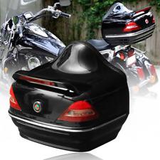 For Harley Honda Yamaha Suzuki Cruise Motorcycle Trunk Tail Box With Taillight