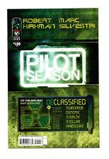 PILOT SEASON DECLASSIFIED 2009 - 1ST PREVIEW OF HARDCORE - NM RANGE - SEE SCANS