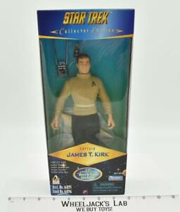 "James T. Kirk Star Trek Collector Edition MISB 1996 Playmates 9"" Action Figure"