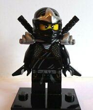 Lego Ninjago Minifigure - Cole ZX- njo039 - Used
