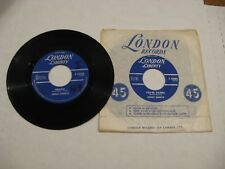 Johnny Burnette/ Lot of two 45s/ You're Sixteen/ Dreamin'/ London/ Canada/ Promo
