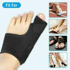 Big Toe Bunion Splint Straightener Corrector Hallux Valgus Fallen Foot Therapy