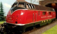 Märklin 3021 BR 220 ( V200 ) Rot Diesellokomotive V200027 Top Zustand   343