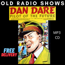 Dan Dare Old Time Radio Show MP3 CD OTR Audio Show