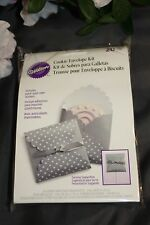20pc Wilton Silver Dots Cookie Envelope Wedding Favors Reception Box Gifts 401