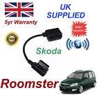 Skoda Roomster 2009+ Bluetooth Music Module For Samsung Motorola Amazon Nokia LG