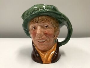 """Vintage 1946 Royal Doulton Small Character Jug """"Arriet"""""""