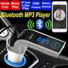 G7 Bluetooth Wireless Car FM Transmitter Radio Adapter Chargers Kit MP3 Pla A1E8