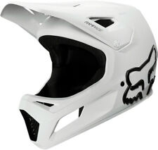 Fox Racing Rampage Full Face Helmet - White, Small