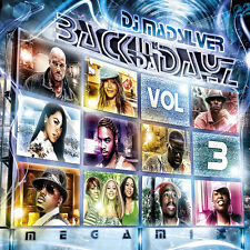 BACK IN THE DAYS HIP-HOP & R&B MEGAMIX CD VOL 3