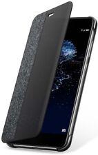 Original Huawei P10 LITE Flip Case Smart View Cover Hülle Schutzhülle Tasche