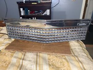 OEM 1979 Cadillac Coupe Deville Grill