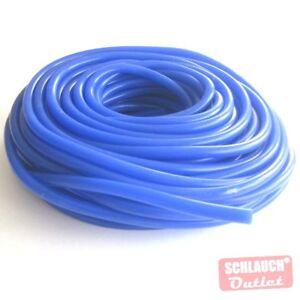 1m Unterdruckschlauch 8mm ID Steuer Leitung blau Motor Silikon Schlauch 5,49 €m