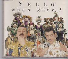 YELLO-Whos Gone cd maxi single